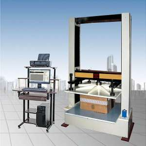 数显纸箱抗压试验机