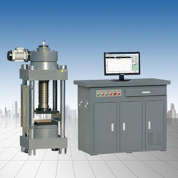 300顿全自动压力试验机